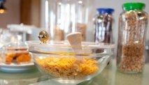 Iedere ochtend staat een heerlijk ontbijt voor u klaar bij Hotel Turmwirt
