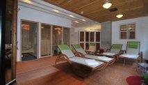 Relaxstoelen bij Hotel Turmwirt