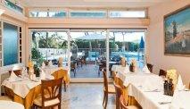 Het restaurant van Hotel Versilia Palace