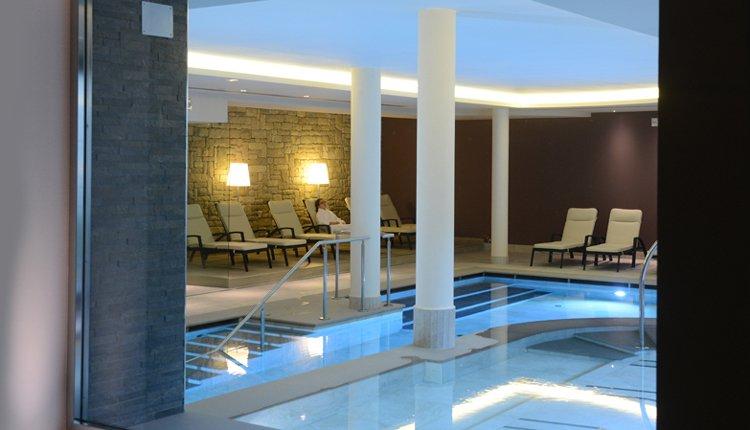 Hotel Ambassador heeft een uitgebreide Wellness-faciliteiten