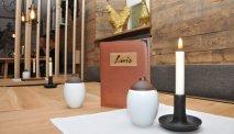 Hotel Hezelhof heeft een gezellig restaurant