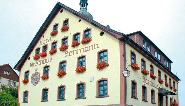 Gasthof Hohmann in Hilders