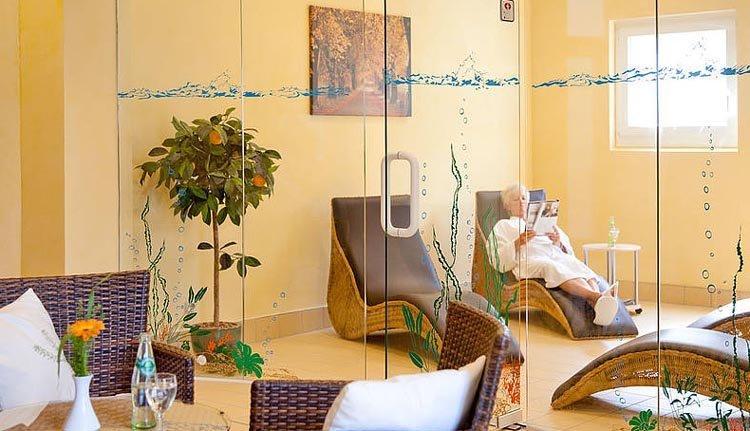 Wellness in Hotel Rugen