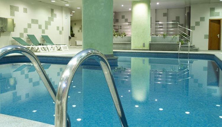 Hotel Guillem - zwembad