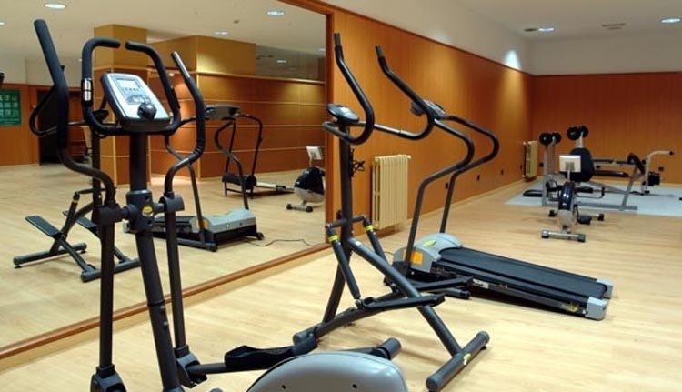 Hotel Guillem - fitness
