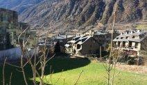 De prachtige bergomgeving van Hotel Guillem