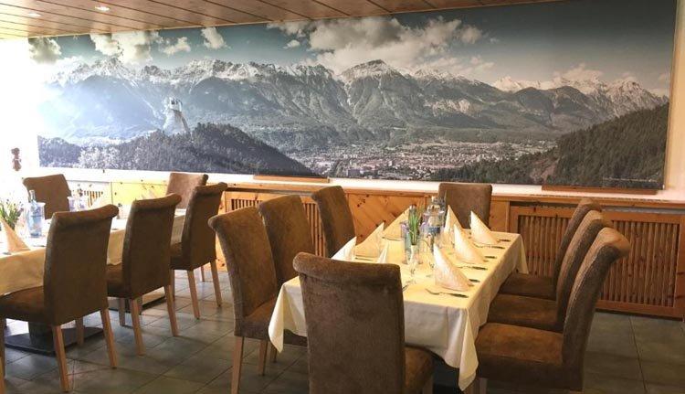 Ferienhotel Geisler - restaurant