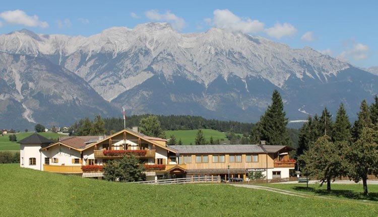 Ferienhotel Geisler is werkelijk prachtig gelegen