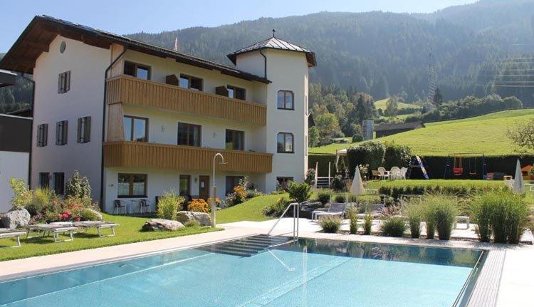 Ferienhotel Geisler met zwembad