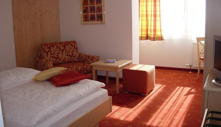 Ferienhotel Geisler - 2-persoonskamer Comfort