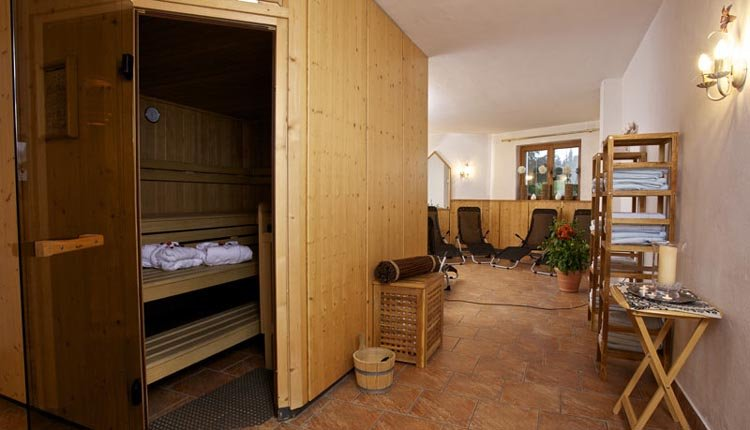 Ferienhotel Geisler - sauna