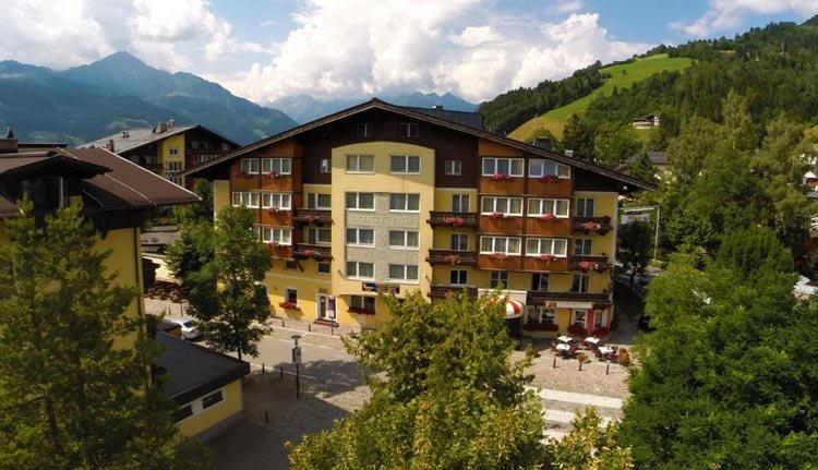 Hotel Schütthof - exterieur