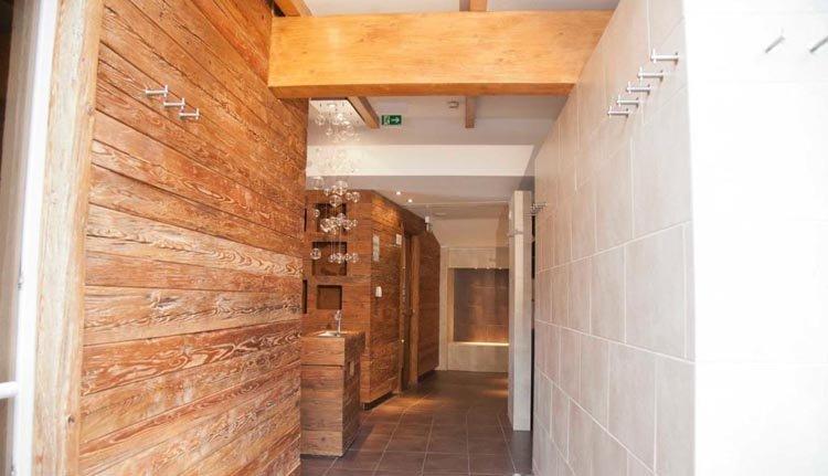 Hotel Schütthof - wellness, sauna