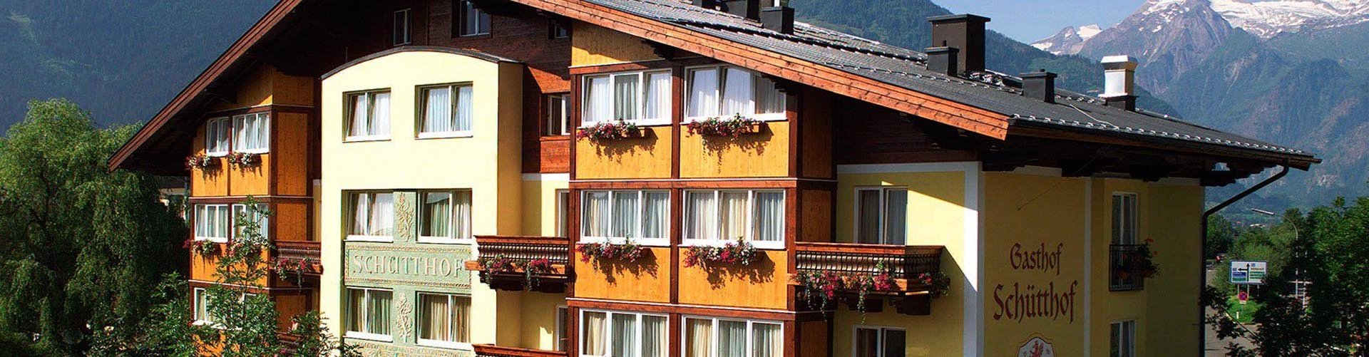 Hotel Schütthof in Zell am See