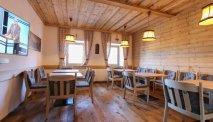 Heerlijk restaurant bij Hotel Zum Schweizer