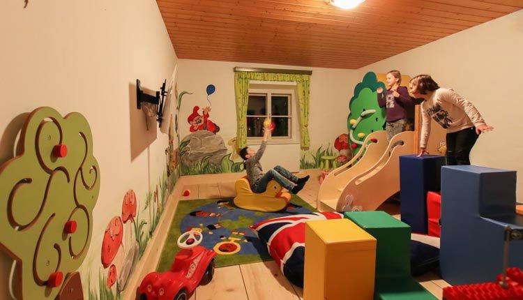 Hotel Zum Schweizer - kindersppelruimte
