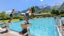 Hotel Zum Schweizer - zwembad