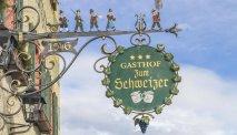 Hotel Zum Schweizer sinds 1546