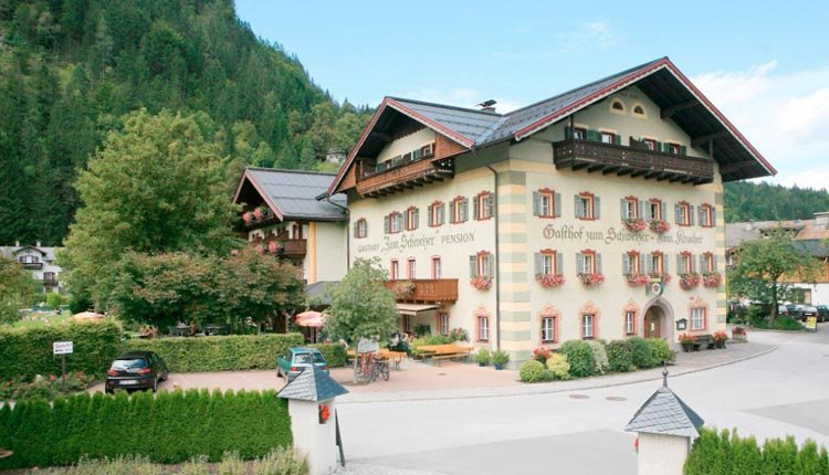 Hotel Zum Schweizer in Lofer