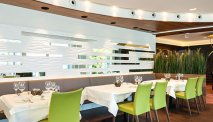 Hotel Nidwaldnerhof - restaurant met panorama