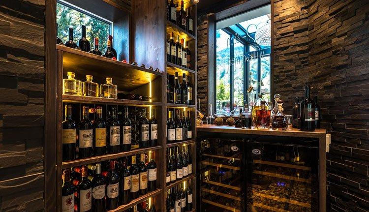Heerlijke wijnen bij Hotel Nidwaldnerhof