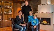 De gastvrije, vriendelijke eigenaren van Hotel Nidwaldnerhof