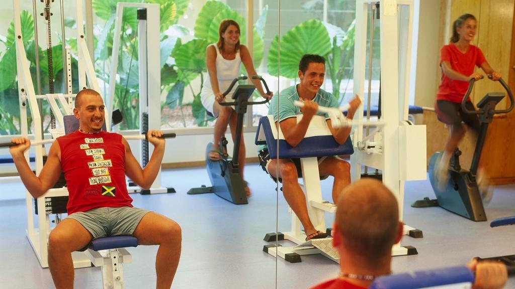 Hotel Florida Park - fitness
