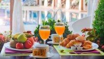 Start de dag goed met een heerlijk ontbijt bij Hotel Florida Park