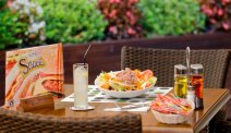 Hotel Florida Park - snacks en salades