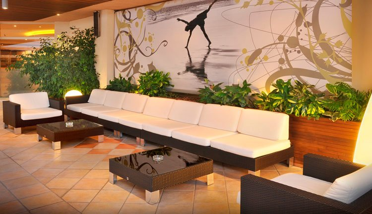 Hotel Florida Park - lounge