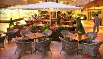 Hotel Florida Park - terras
