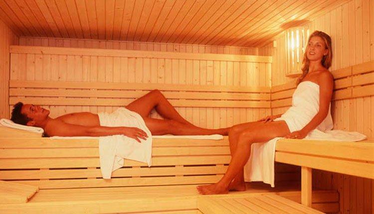 Hotel Florida Park - sauna