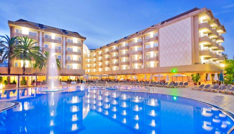 Hotel Florida Park - groot hotel