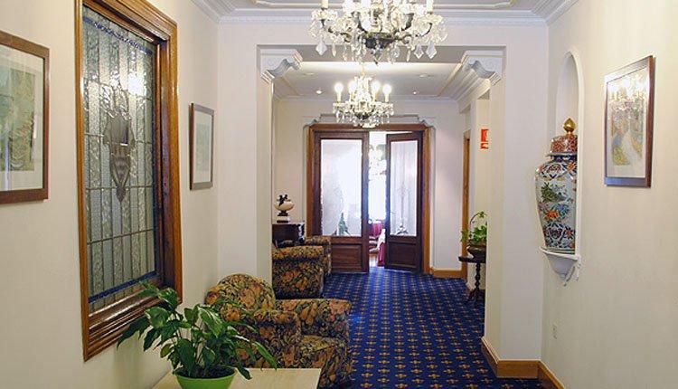 Hotel Zarauz - hal