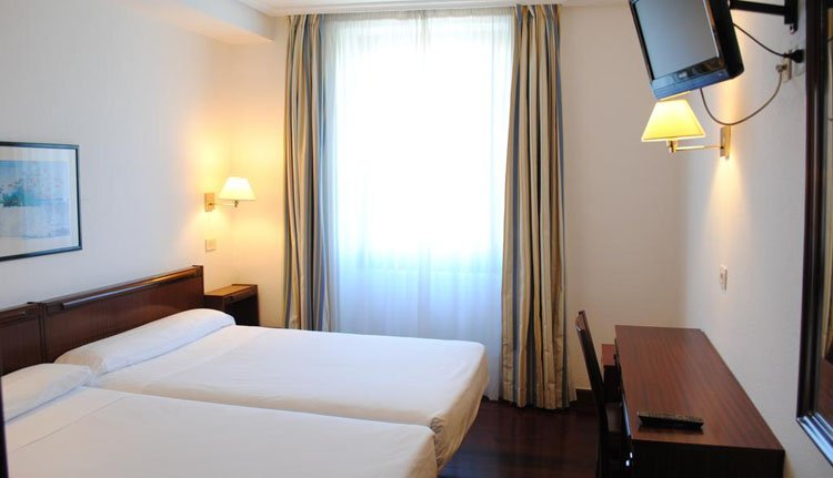 Hotel Zarauz - 2-persoonskamer