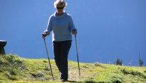 De omgeving van Hotel Bunda in Davos is een wandelparadijs