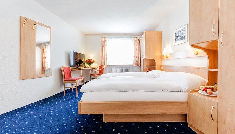 Hotel Bunda Davos - 2-persoonskamer