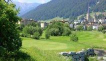Geweldig mooie omgeving van Hotel Bunda Davos