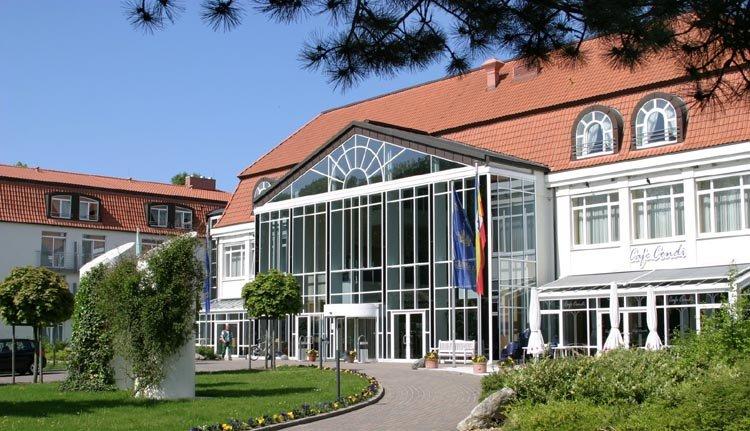 Seehotel Großherzog von Mecklenburg in Boltenhagen