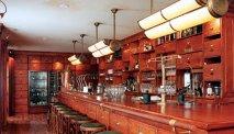 De gezellige bar in Hotel Kaufmannshof