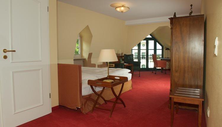 De tweepersoonskamer Comfort in Hotel Kaufmannshof