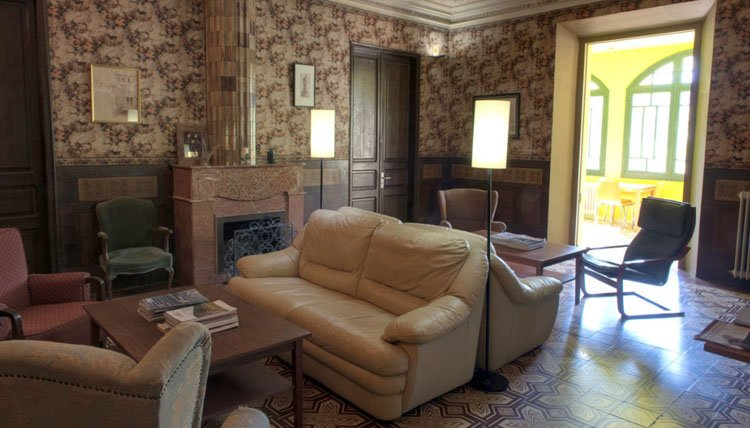 Hotel Els Jardins de la Martana - lobby