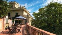 Hotel Els Jardins de la Martana - terras Martana