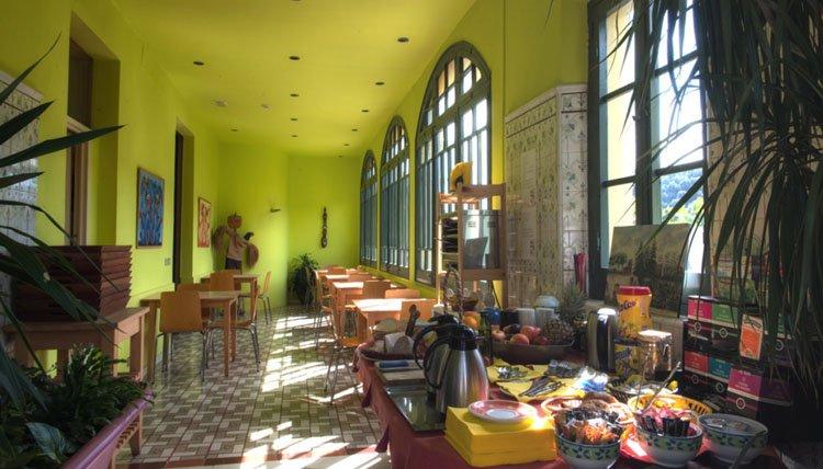 Hotel Els Jardins de la Martana - ontbijtbuffet