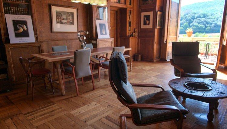 Hotel Els Jardins de la Martana - bibliotheek