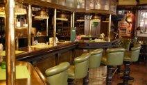 De bar van Parkhotel Oberhausen