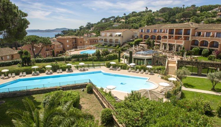 Hotel Les Jardins de Ste Maxime