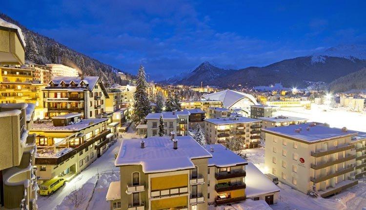 Central Sporthotel - Davos