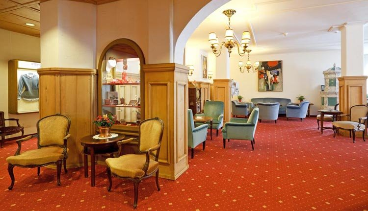 Central Sporthotel - Lounge