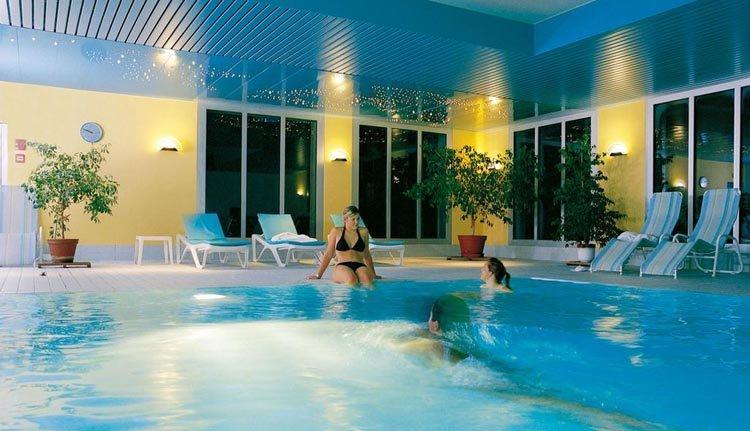 Central Sporthotel - wellness, zwembad